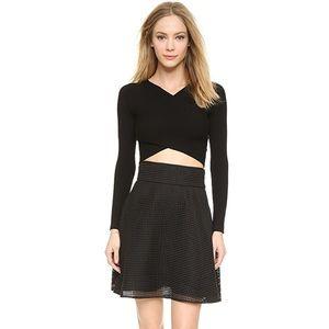 Club Monaco ilumina skirt